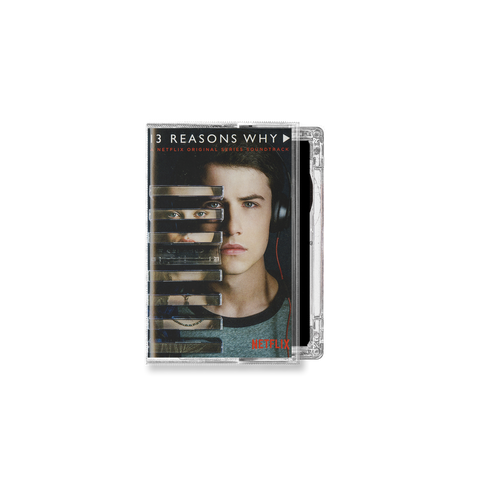 13 Reasons Why Soundtrack Cassette
