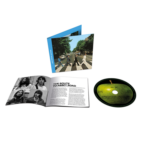 Abbey Road Anniversary Edition CD