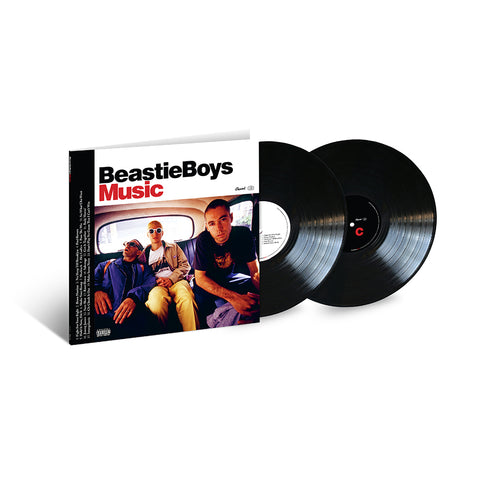 Beastie Boys Music 2LP