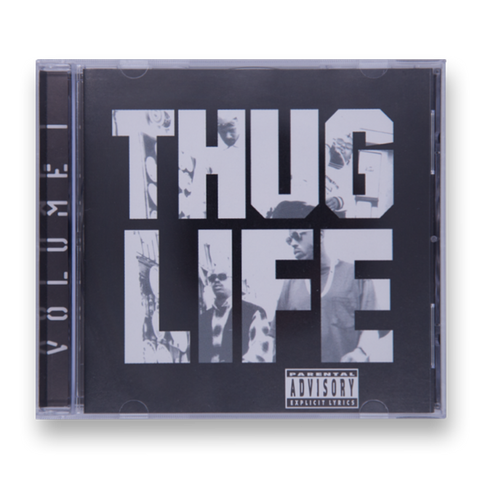 Thug Life Vol 1 CD
