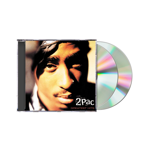 2Pac Greatest Hits Edited CD