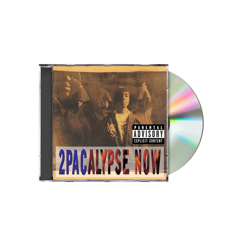 2Pacalypse Now CD