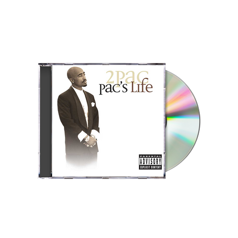Pac's Life Explicit CD