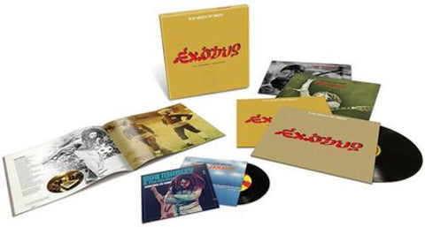 Exodus 40th Anniversary Edition Box Set