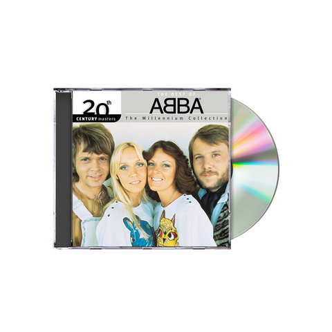 20th Century Masters: The Millennium Collection: Best Of ABBA CD