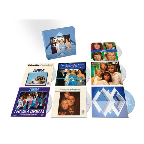 Voulez-Vous - The Singles Colored Vinyl Box