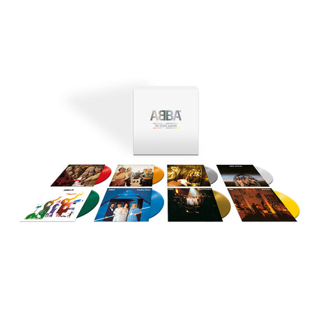 The Studio Albums Box Set