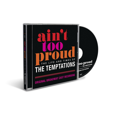 Ain't Too Proud: The Life And Times Of The Temptations - CD