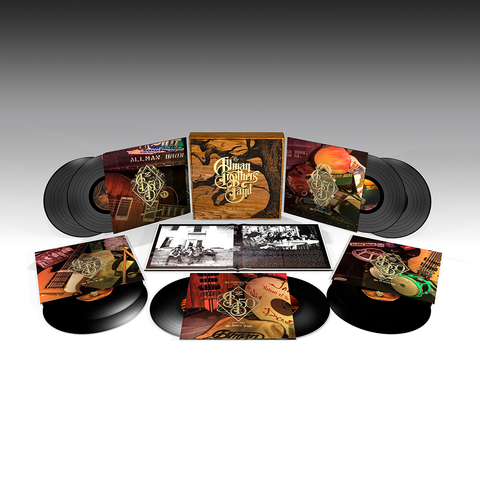 Trouble No More: 50th Anniversary Collection LP Box Set