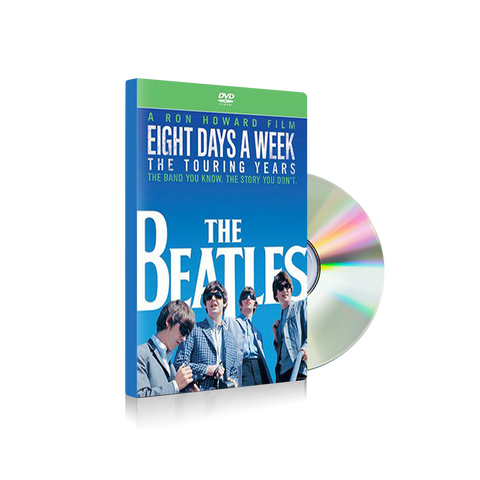 Eight Days A Week - The Touring Years DVD