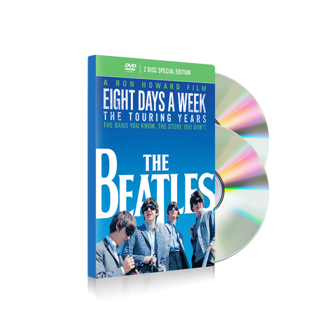 Eight Days A Week - The Touring Years Deluxe 2DVD