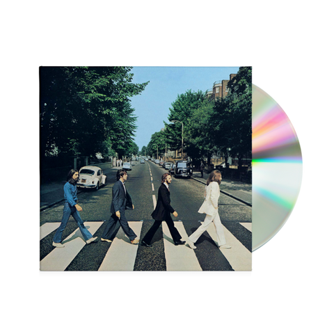 Abbey Road CD