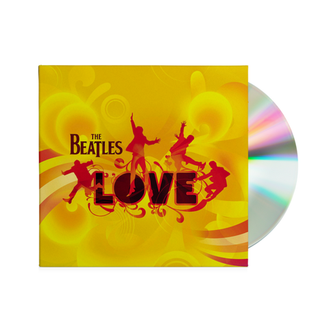 LOVE CD/DVD Combo