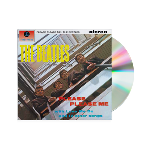 Please Please Me CD Remastered