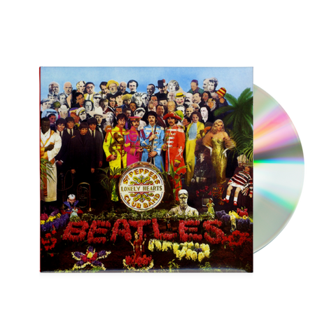 Sgt. Pepper's Lonely Hearts Club Band CD