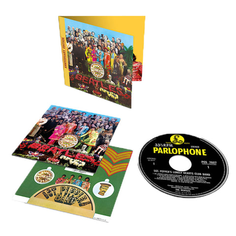 Sgt. Pepper's Lonely Hearts Club Band Anniversary Edition CD