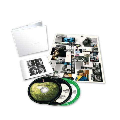 White Album 3CD Deluxe Edition