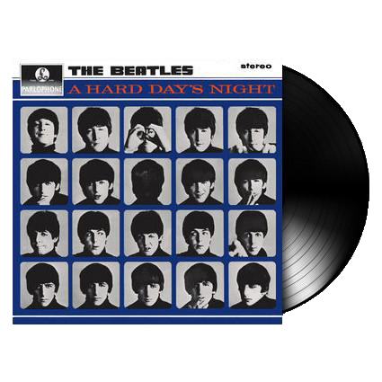 A Hard Day's Night Stereo 180g Vinyl