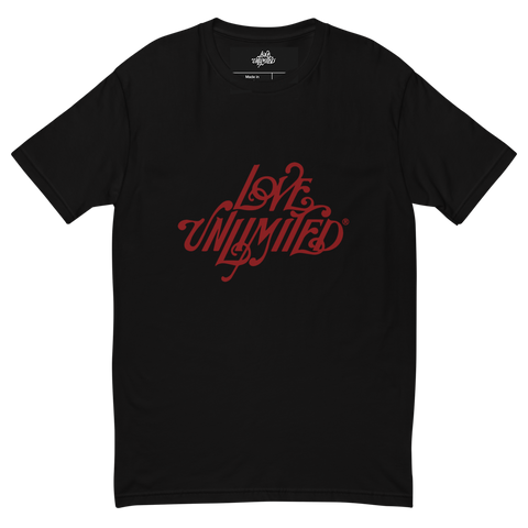 Barry White Love Unlimited T-shirt (Black)