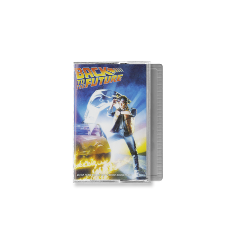 Back To The Future (Music From The Motion Picture Soundtrack) Cassette
