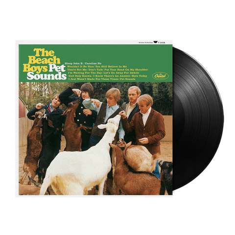 Pet Sounds Mono LP