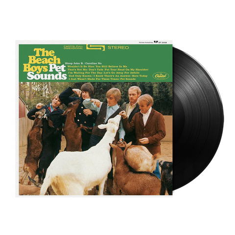 Pet Sounds Stereo LP