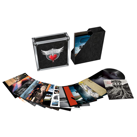 The Albums 17LP Box Set