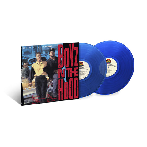 Boyz N The Hood OST Limited Edition 2LP