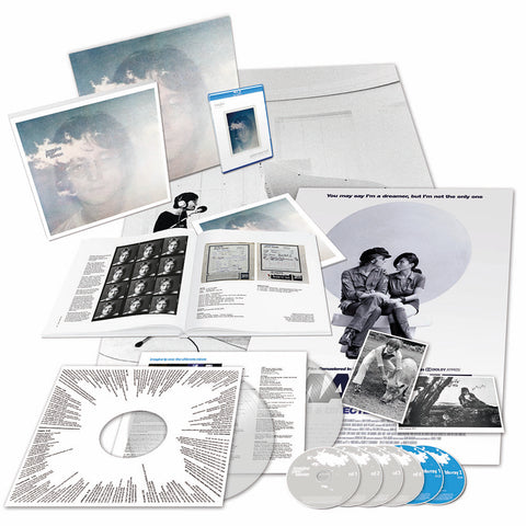 Lennon Complete Fan Bundle Blu Ray