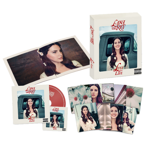 Lust For Life CD Box Set