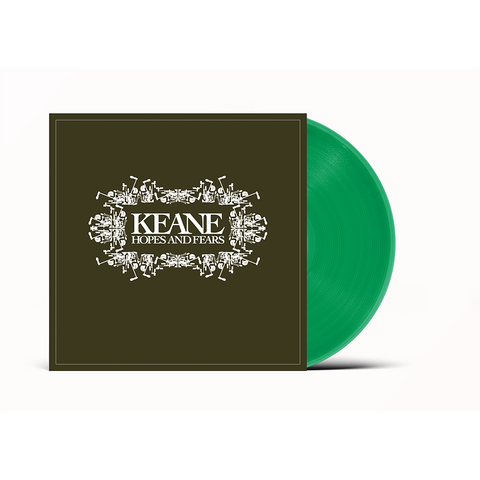 Hopes & Fears Limited Edition LP