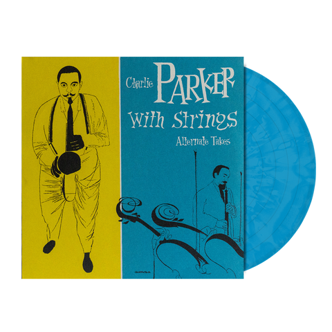 Charlie Parker With Strings: Alternate Takes Limited Edition LP
