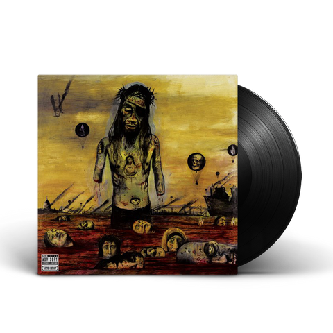 Christ Illusion LP