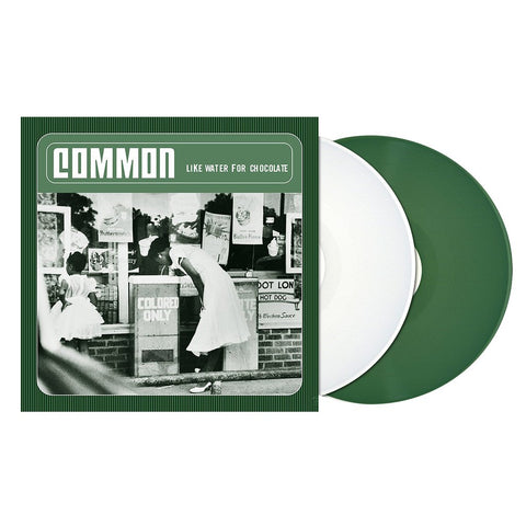 Like Water For Chocolate  Green + White 2LP