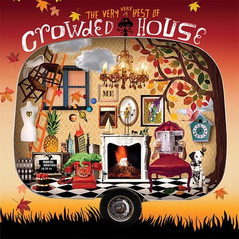 The Very Very Best Of Crowded House 2LP
