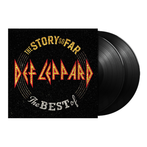 The Story So Far: The Best Of Def Leppard 2LP