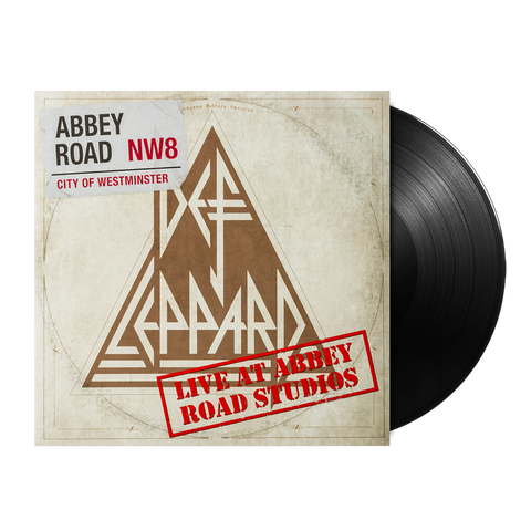 Live From Abbey Road  Limited Edition LP