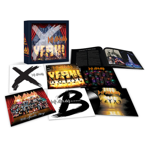 The Vinyl Boxset: Volume Three