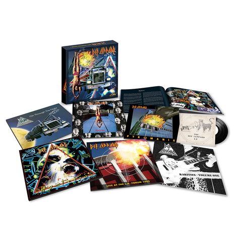 The Vinyl Collection: Volume One Limited Edition Box Set