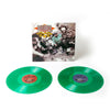 """Stunts, Blunts & Hip-Hop"" Green LP"