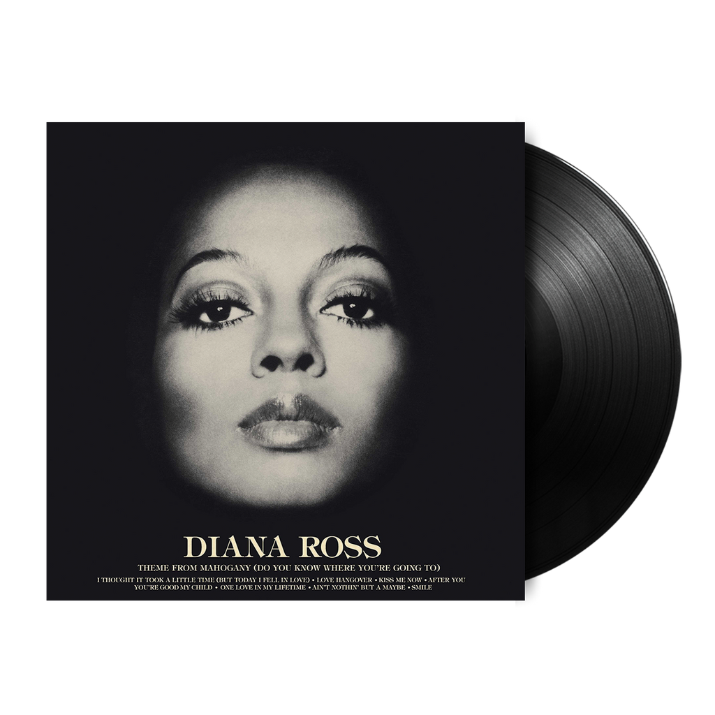 Diana Ross LP