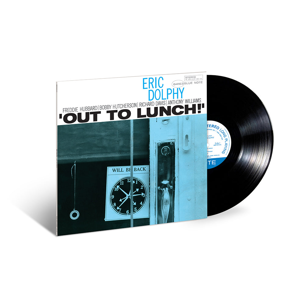 Out To Lunch LP