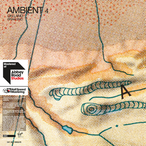 Ambient 4: On Land Limited Edition 2LP x 45rpm