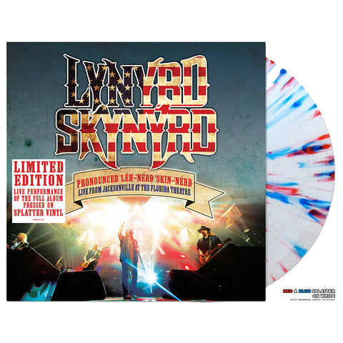 Pronounced Leh-nerd Skin-nerd: Live From The Florida Theatre Limited Edition LP