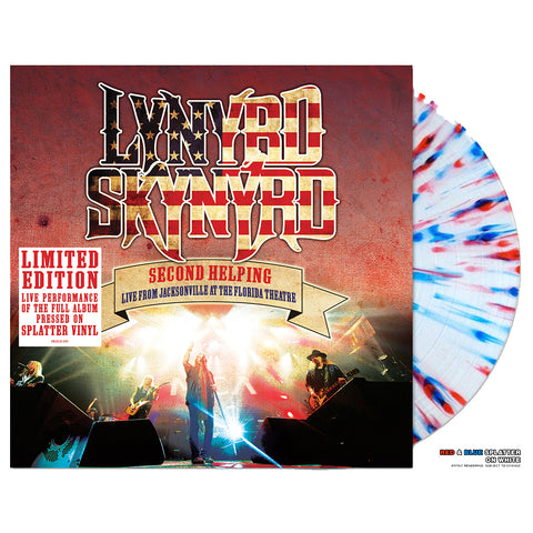 Second Helping: Live From The Jacksonville Theatre Limited Edition LP