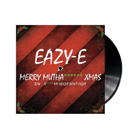 Merry Muthafuckin' X-Mas Limited Edition 7""