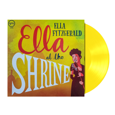 Ella At The Shrine Limited Edition LP