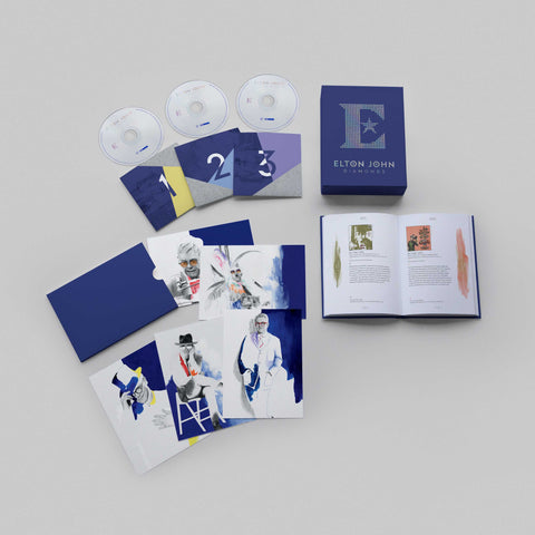 Diamonds 3CD Deluxe Box