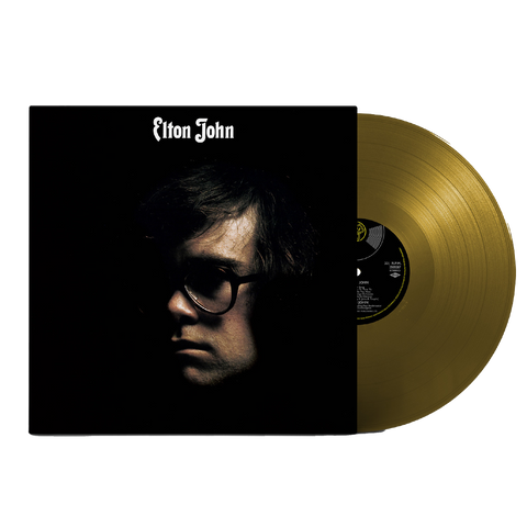 Elton John Limited Edition LP
