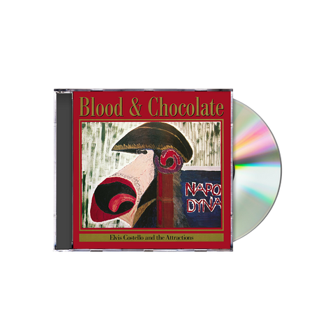 Blood And Chocolate CD